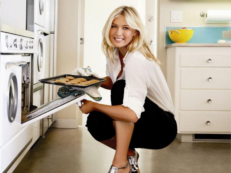 Women as house wife