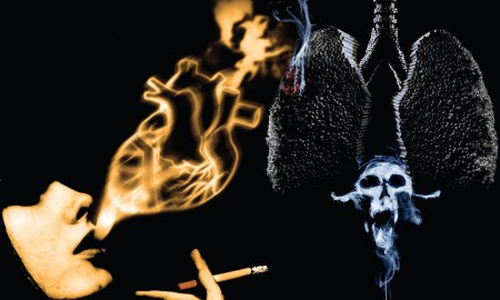 Smoking hates your health