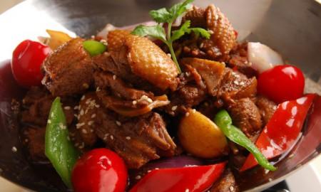 Cuisine Type of Duck