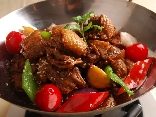 Cuisine Type of Duck