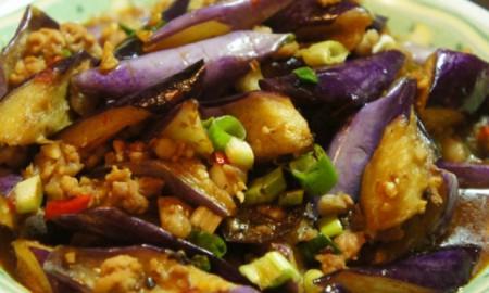 Cuisine Type of Eggplant