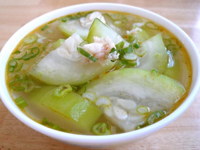 Cuisine Type of Winter Melon