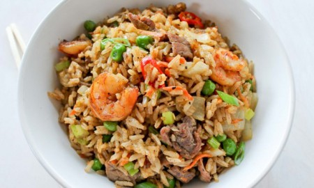 Sixteen Rice